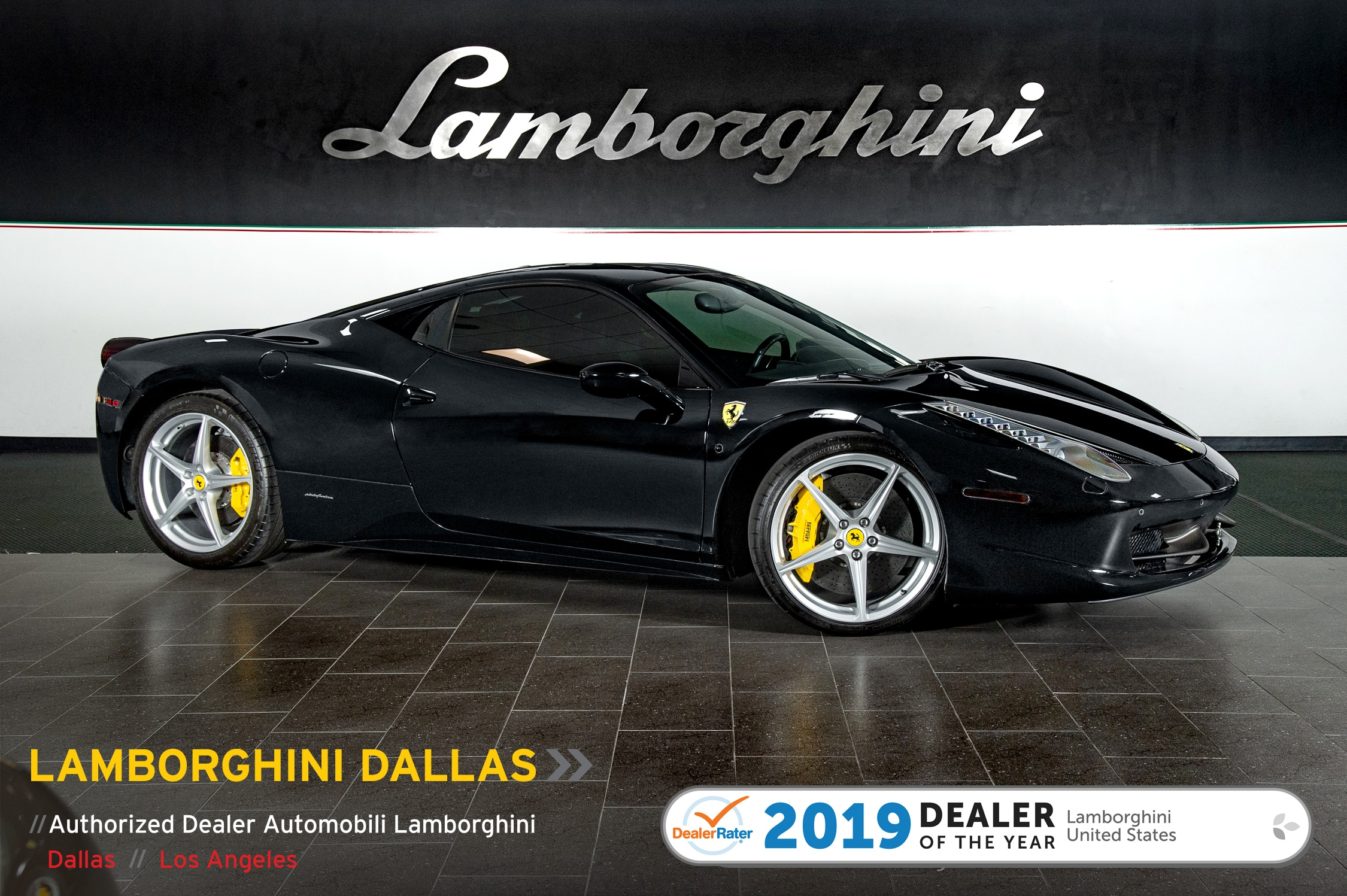 Ferrari 458 Italia For Sale >> Used 2011 Ferrari 458 For Sale Richardson Tx Stock Lc573 Vin