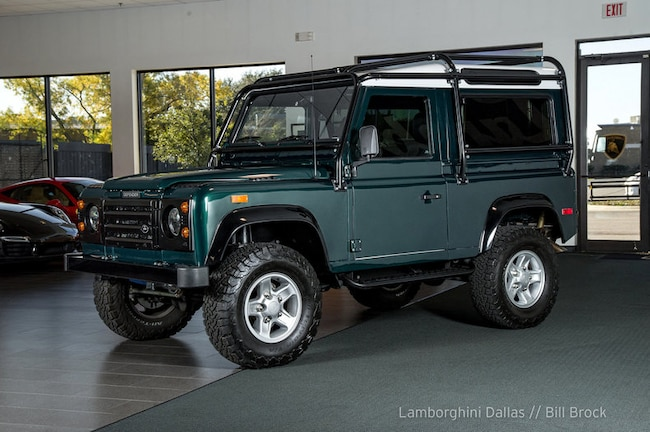 Used 1994 Land Rover Defender For Sale Richardson,TX