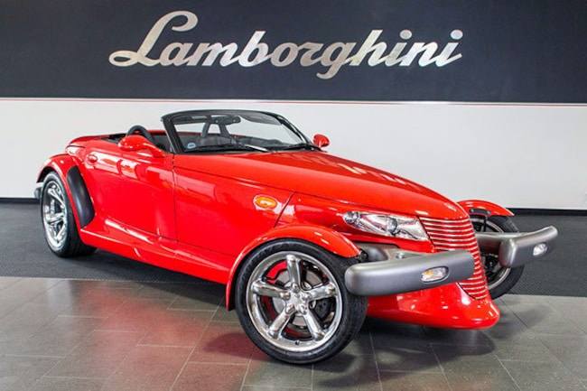 Pre Owned 1999 Plymouth Prowler Roadster Dallas Tx