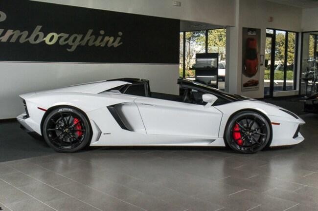 Used 2013 Lamborghini Aventador For Sale Richardson,TX ...
