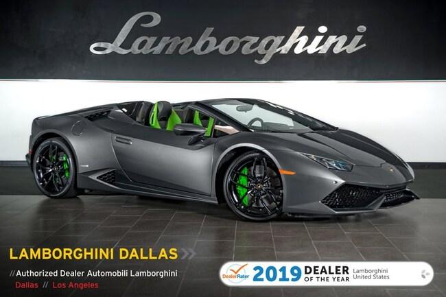 Used 2017 Lamborghini Huracan Lp610 4 For Sale Richardson Tx Stock