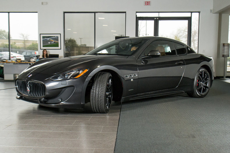 used 2013 maserati gran turismo sport for sale richardson tx stock l0751 vin zam45vlaxd0069705. Black Bedroom Furniture Sets. Home Design Ideas