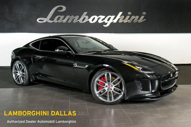 Pre Owned 2015 Jaguar F Type R Coupe Dallas TX