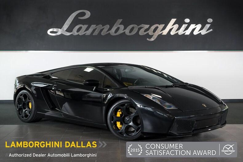 Used 2004 Lamborghini Gallardo For Sale at Boardwalk Auto