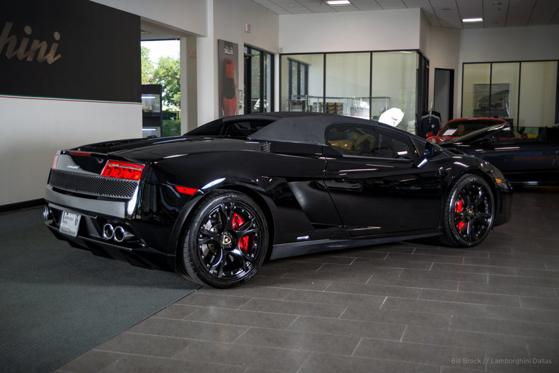 ... Pre Owned 2013 Lamborghini Gallardo LP550 2 Spyder Dallas TX ...