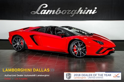 New 2019 Lamborghini Aventador S For Sale Richardson Tx
