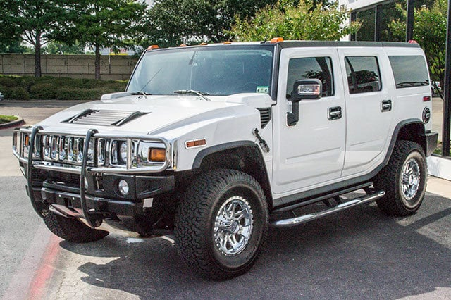 Used Hummers For Sale >> Used 2007 Hummer H2 For Sale Richardson,TX | Stock# LC248