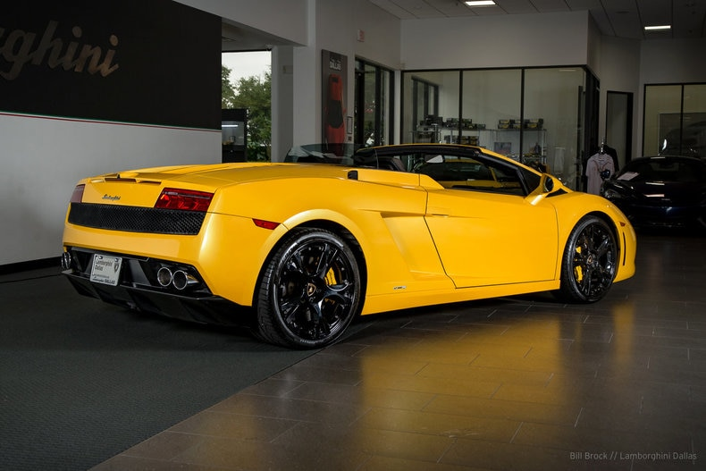 ... Pre Owned 2011 Lamborghini Gallardo 560 4 Spyder Dallas TX ...