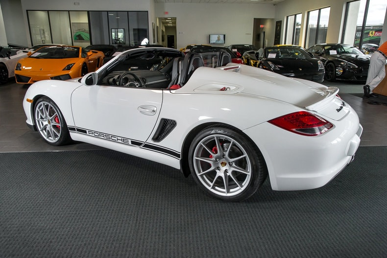 Facebook Cars For Sale Dallas Tx: Used 2011 Porsche Boxster For Sale Richardson,TX