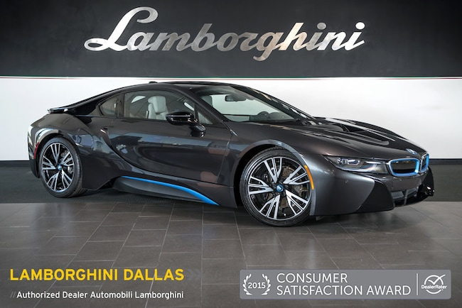Used BMW I For Sale RichardsonTX Stock LT VIN - 2015 bmw i8 for sale