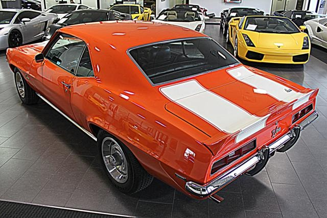 Used 1969 Chevrolet Camaro For Sale Richardson Tx Stock