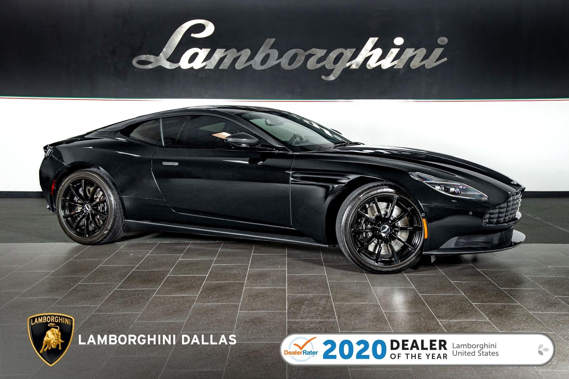 Used 2020 Aston Martin Db11 For Sale Richardson Tx Stock Lc646 Vin Scfrmfevxlgl09572
