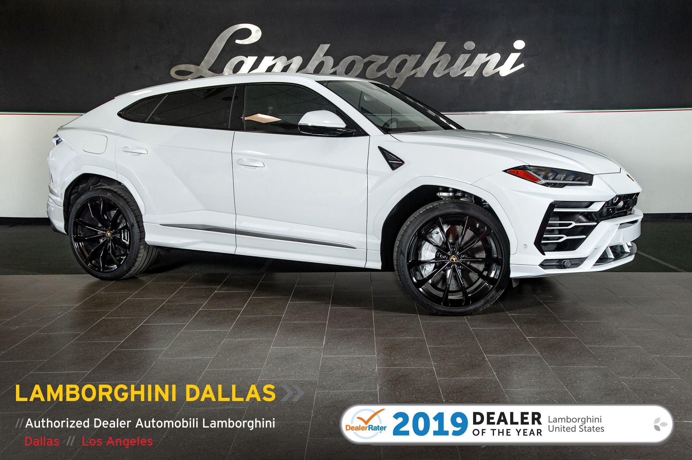 Used 2019 Lamborghini Urus For Sale Richardson Tx Stock 20l0248a Vin Zpbua1zlxkla06075