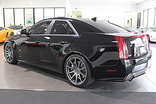 Used 2009 CADILLAC CTS-V For Sale Richardson,TX | Stock# LT0377 VIN ...
