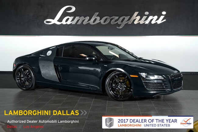 Used 2009 Audi R8 For Sale Richardson Tx Stock Lt1048 Vin