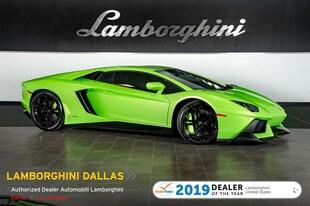 2013 Lamborghini Aventador Coupe