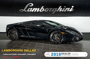 2012 Lamborghini Gallardo LP 550-2 Black Edition Coupe