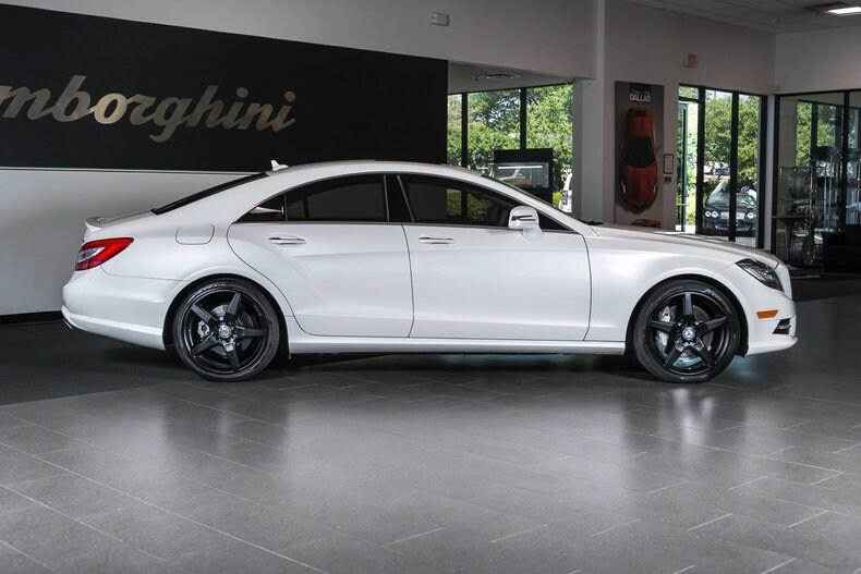 ... Pre Owned 2013 Mercedes Benz CLS550 Sedan Dallas TX ...