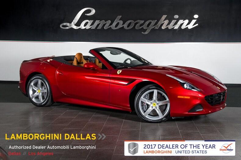 Used 2017 Ferrari California T For Sale Richardson,TX | Stock# L1101 VIN:  ZFF77XJA0H0220150