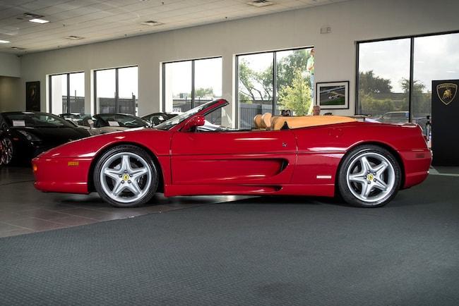 Used 1995 Ferrari F355 Spider For Sale Richardsontx Stock Lt0833