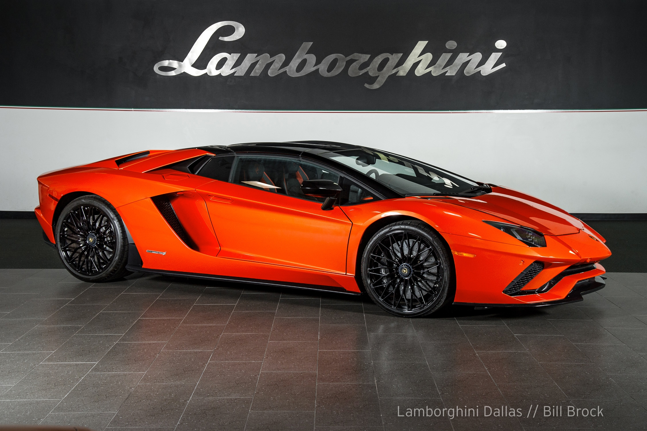 Used 2018 Lamborghini Aventador S For Sale Richardson Tx Stock 18l0111 Vin Zhwuv4zd4jla07396