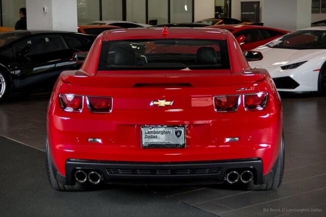 Used 2012 Chevrolet Camaro For Sale Richardsontx Stock Lc402 Vin