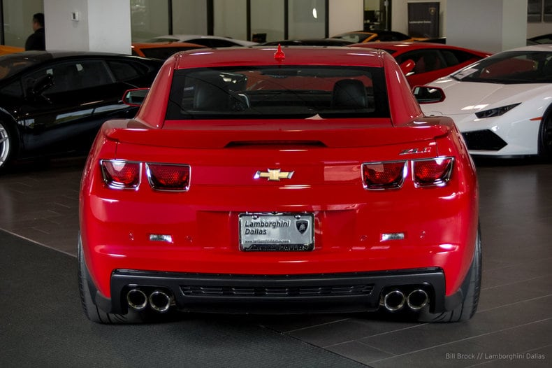 ... Pre Owned 2012 Chevrolet Camaro ZL1 Dallas TX ...