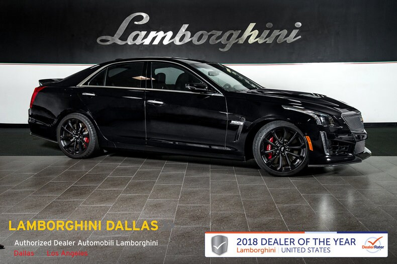 Cadillac Cts V Used >> Used 2017 Cadillac Cts V For Sale Richardson Tx Stock Lt1157 Vin 1g6a15s6xh0216291