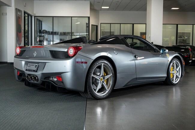 Used 2014 Ferrari 458 Italia For Sale Richardsontx Stock L0818