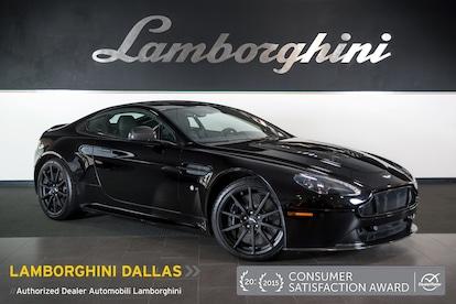 Used 2015 Aston Martin V12 Vantage S For Sale Richardson Tx Stock Lt0783 Vin Scfekbcr1fgs01591
