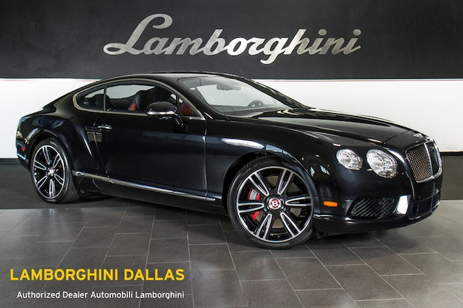 Used 2013 Bentley Continental Gt For Sale Richardson Tx Stock