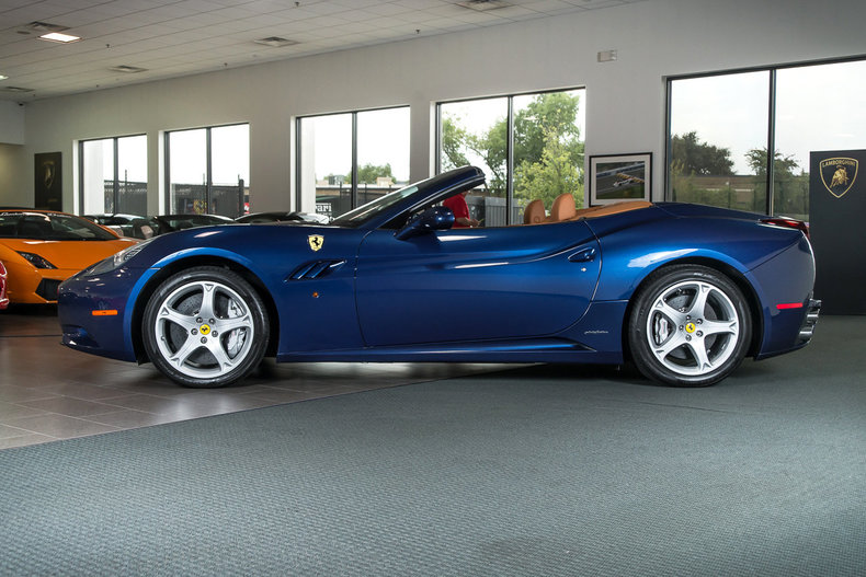 Used 2010 Ferrari California For Sale Richardson,TX