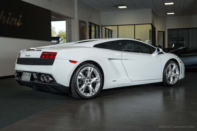 Used 2009 Lamborghini Gallardo Lp560 4 For Sale Richardson Tx