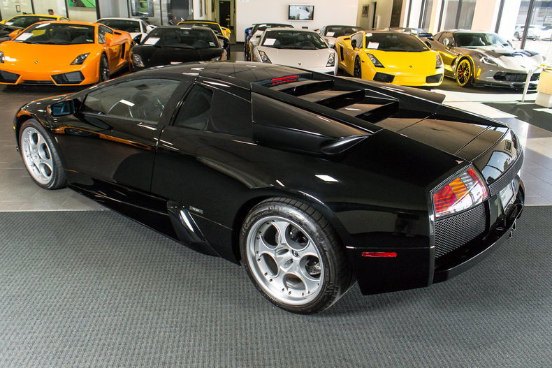 ... Pre Owned 2003 Lamborghini Murcielago Coupe Dallas TX ...