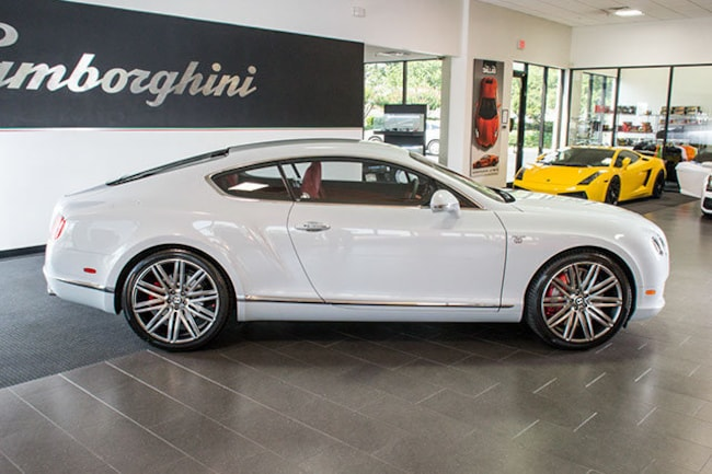 Used 2013 Bentley Continental For Sale Richardson,TX | Stock# LC251 ...
