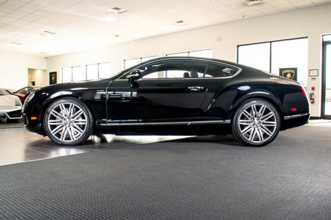 Used 2013 Bentley Continental GT For Sale Richardson,TX | Stock ...