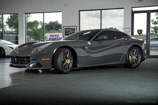 Used 2014 Ferrari F12 Berlinetta For Sale Richardson Tx Stock