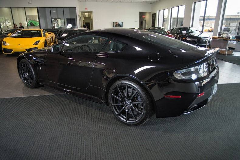Used 2015 Aston Martin V12 Vantage S For Sale Richardson,TX | Stock# LT0783  VIN: SCFEKBCR1FGS01591