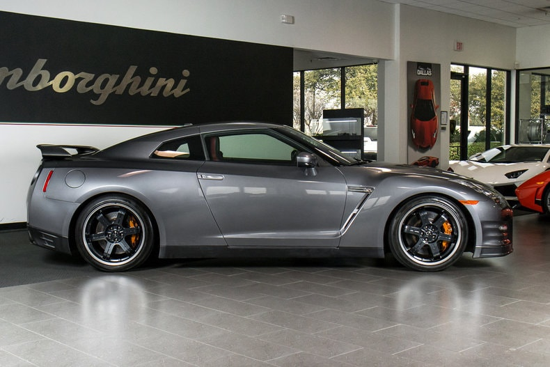 Nissan Dealerships Dfw >> Used 2013 Nissan GT-R Black Edition For Sale Richardson,TX ...