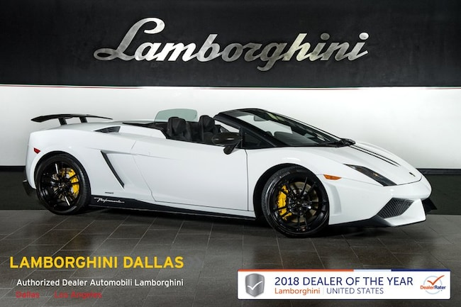 2012 Lamborghini LP570-4 Performante Convertible