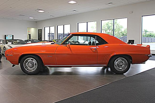 Used 1969 Chevrolet Camaro For Sale Richardson Tx Stock