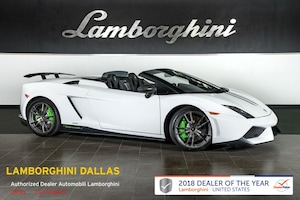 2011 Lamborghini Gallardo LP570-4 Performante