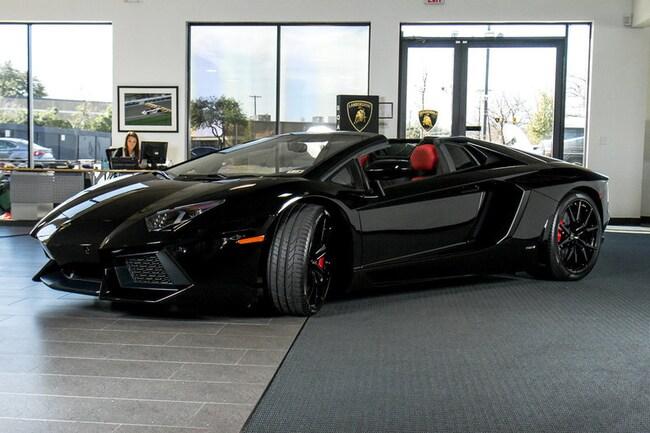 Used 2015 Lamborghini Aventador For Sale Richardson Tx Stock
