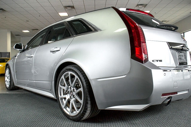 Cadillac Cts-V Wagon For Sale >> Used 2011 Cadillac CTS-V Sport Wagon For Sale Richardson ...