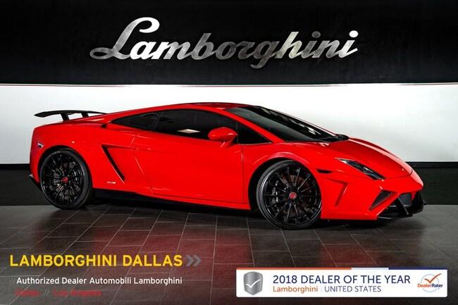 2013 Lamborghini Gallardo LP550-2 Coupe