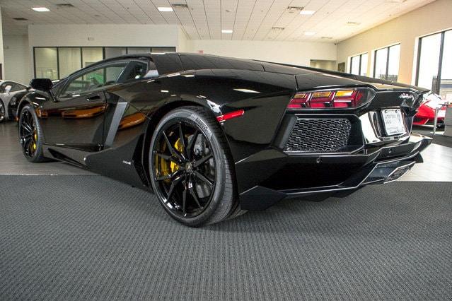 ... Pre Owned 2015 Lamborghini Aventador LP 700 4 Coupe Dallas TX ...
