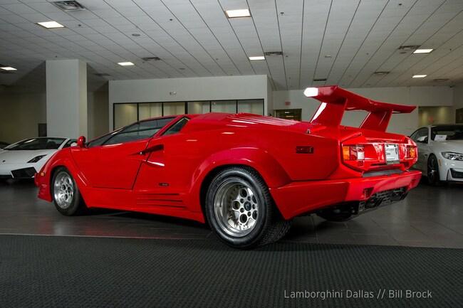 Used 1989 Lamborghini Countach For Sale | Plano TX