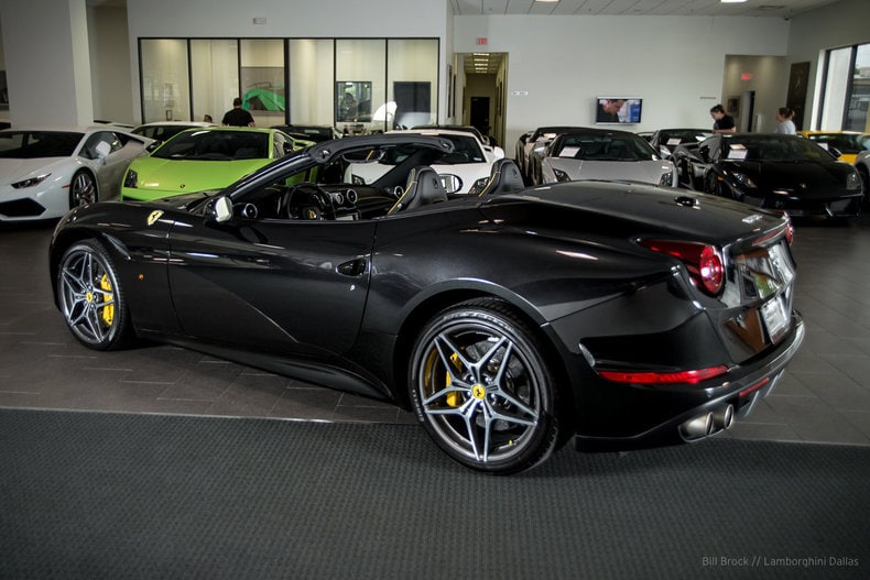 Facebook Cars For Sale Dallas Tx: Used 2015 Ferrari California T For Sale Richardson,TX
