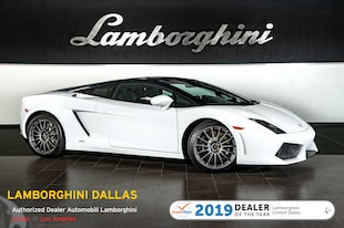 2012 Lamborghini Gallardo LP550-2 Bicolore Coupe