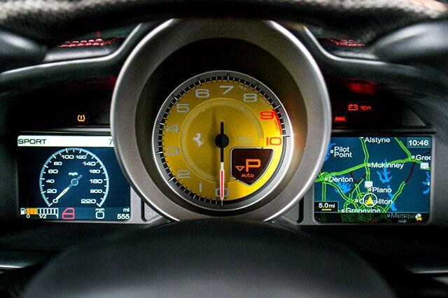 ... Pre Owned 2013 Ferrari 458 Italia Spider Dallas TX ...